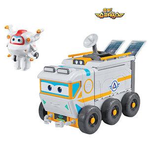슈퍼윙스 시즌4 로버의 우주본부 로봇 장난감 세트