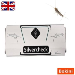 (5개입) 영국 좀벌레 서양좀벌레 은색벌레 트랩