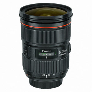 캐논 정품 EF 24-70mm F2.8L II USM /전시진열 SN