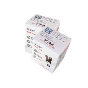 아이센스 아큐라 플러스 혈당시험지 2박스(100매)