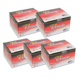 일회용 알콜솜 에프에이 이올스왑 알콜스왑 5박스