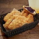 우리밀로 만든 통팥붕어빵 300g/옛날붕어빵 간식 빵
