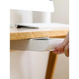 책상밑 붙이는 서랍-부착식 슬라이딩