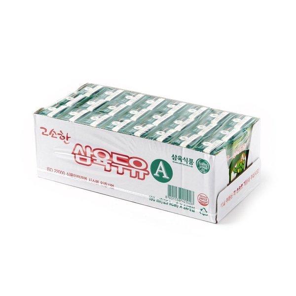 삼육두유 고소한맛A 190ml 72팩/건강음료 선물
