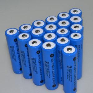 18650 충전용 보호 리튬 배터리 충전지 도매 (18650