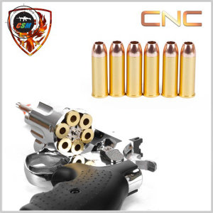 HFC Revolver Cartridge Shell / CNC