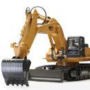HUINA 1510 RC 포크레인 중장비 굴삭기