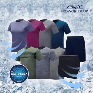 여름신상 냉감티셔츠 반팔 남성여성 기능성 이너웨어