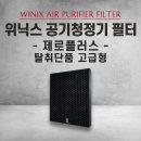 위닉스 제로플러스 AZPW500-IWK 고급형-탈취단품