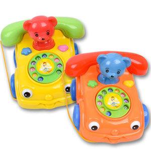 인형 자동차 전화기(769K) 랜덤발송/ 영유아 장난감