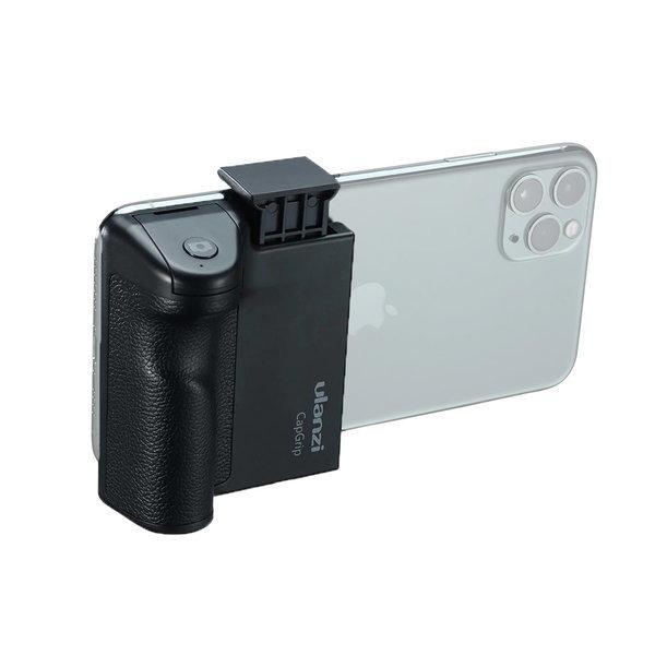 울란지 CAPGRIP 스마트폰 카메라 그립 블루투스 셔터
