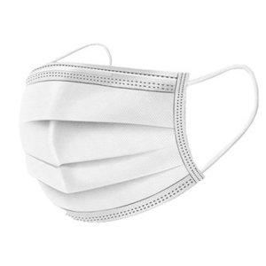 하양 50매 3중필터 일회용 마스크 고급 덴탈 국내발송