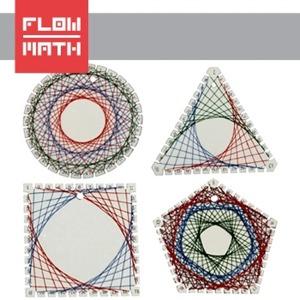 플로우수학  스트링아트 만들기(1인용)
