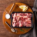 한돈 국내산 돼지 갈비 찜용 500g 냉동