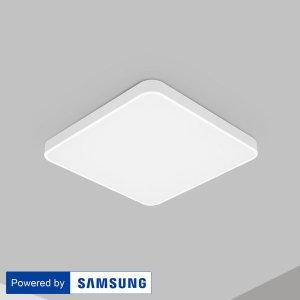 LED방등 거실등 조명 등기구 _파파LED시스템방등60W