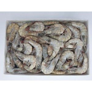새우2kg 사이즈50/60 냉동새우 대하 새우장용 추천