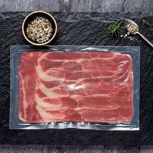 한돈 국내산 돼지 대패목살 600g 냉장