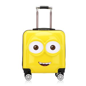 미니언즈 캐릭터 20인치 캐리어 기내용 여행용가방