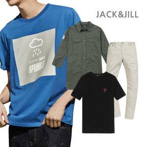 잭앤질 SS 베스트 아이템 티셔츠/셔츠 外 모음