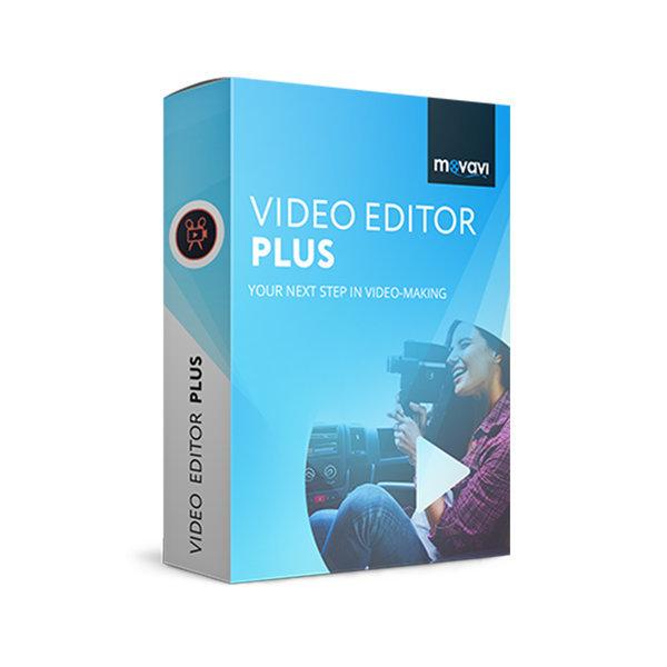 Movavi Video Editor Plus 2020 기업용 라이선스
