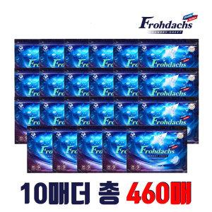 프로닥스 시트 세탁세제 더블액션 450매+10매(총460매)