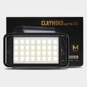 LED캠핑랜턴 울트라3.0 M(CLC-1400BK)