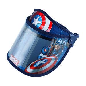 캡틴아메리카 각도 썬캡 남아 여름 자외선차단 모자