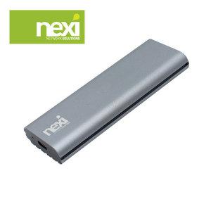 NEXI USB3.1 C타입 NVMe M.2 SSD 외장케이스 NX698
