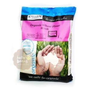 유기농 박력분 1kg (Kialla pure foods 호주산밀가루)