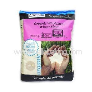 유기농 통밀가루 1kg (Kialla pure foods 호주산)