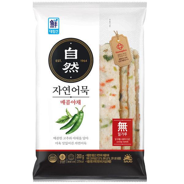 사조대림_자연어묵사각매콤야채_200g