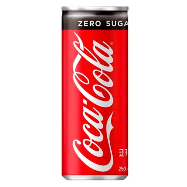코카콜라 제로 250mlx30캔x2박스 무료배송