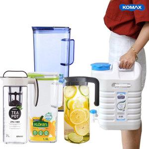 코멕스 친환경 물통 냉장고물병 5종/보냉명 보틀 컵