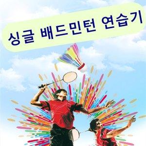 배드민턴연습기/배드민턴스윙/혼자하는배드민턴/스윙