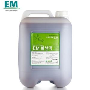 EM활성액 20리터/정품 이엠 발효액/효소/세제/용액