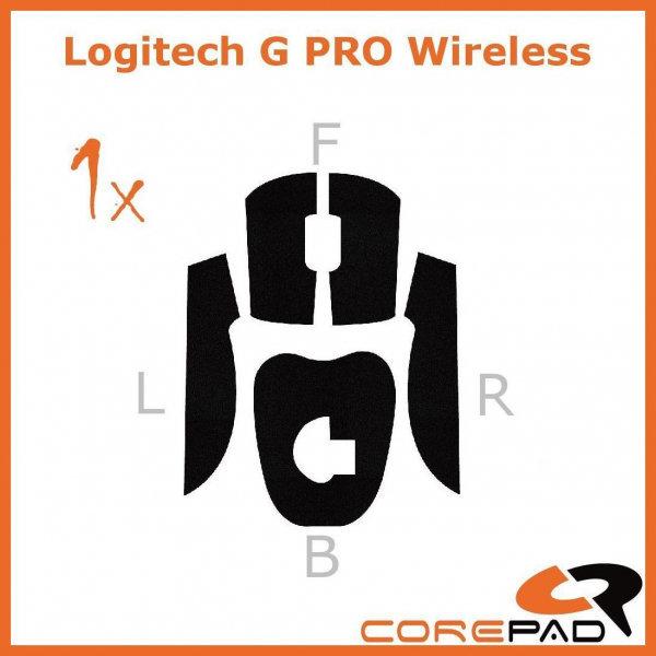 코어패드 로지텍 G PRO wireless 무선 마우스그립 패