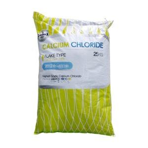식품첨가물/과수용칼슘/식용염화칼슘 25kg