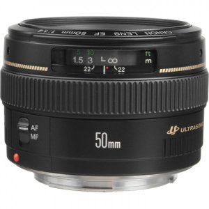 캐논 정품 EF 50mm F1.4 USM / SN