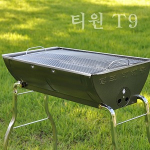 T9-D2 바베큐그릴 캠핑용품 그릴 불판 화로 캠핑그릴