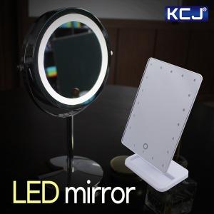 LED 탁상거울 조명 거울 전신 벽 인테리어소품 화장대