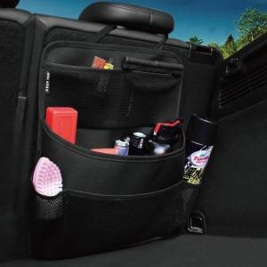 차량용 포켓 시트백 트렁크 수납 주머니 정리 보관함