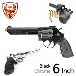 HFC 6inch GAS Revolver Plastic Ver. 핸드건(리볼버)