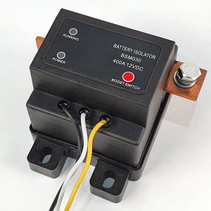 주행충전기 400A 12V 아이솔레이터 캠핑카 보조배터리
