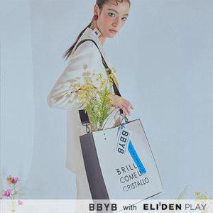 (비비와이비) BBYB MARCE Unisex Tote Bag (Cloud Cream) (09J1110B5Q)
