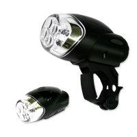 슈퍼 LED 자전거 라이트 전조등 비상등