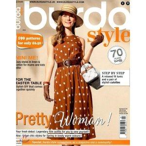 Burda Style (월간) : 2020년 04월  Burda 편집부