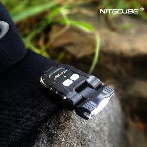 나이트큐브 NCL USB충전식 LED 캡라이트 헤드랜턴