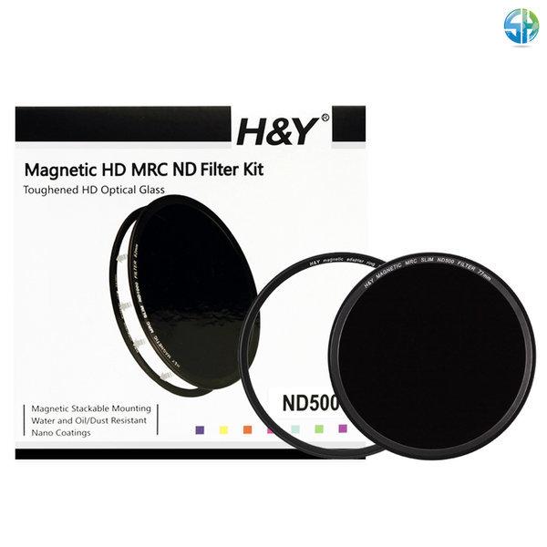 HNY Magnetic HD MRC IR ND500 77mm 마그네틱필터 /S