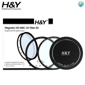 HNY Magnetic HD MRC UV 77mm KIT 마그네틱필터 /S
