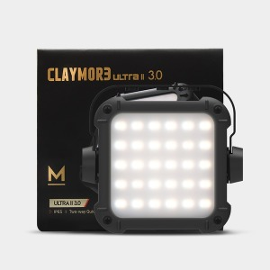 LED캠핑랜턴 울트라2 3.0 M(CLC-1300BK/RD)